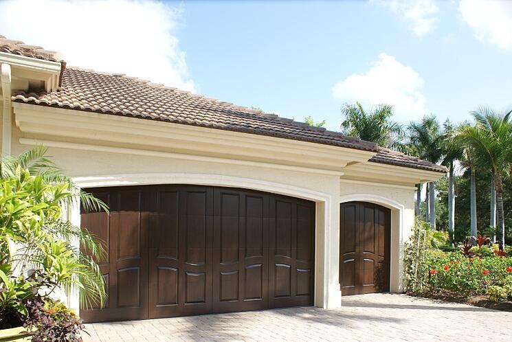 Custom Composite Garage Doors Eden Coast Llc