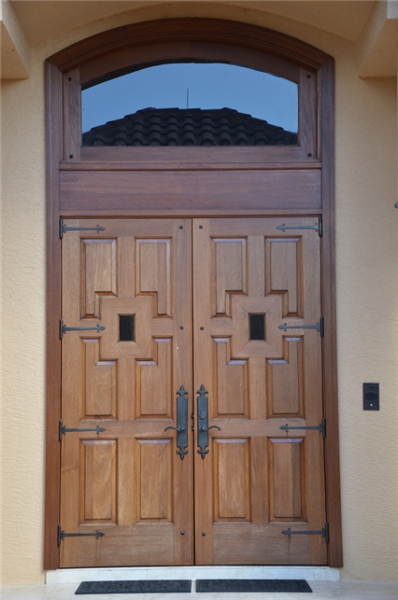 051 Front Door Design to Match 051